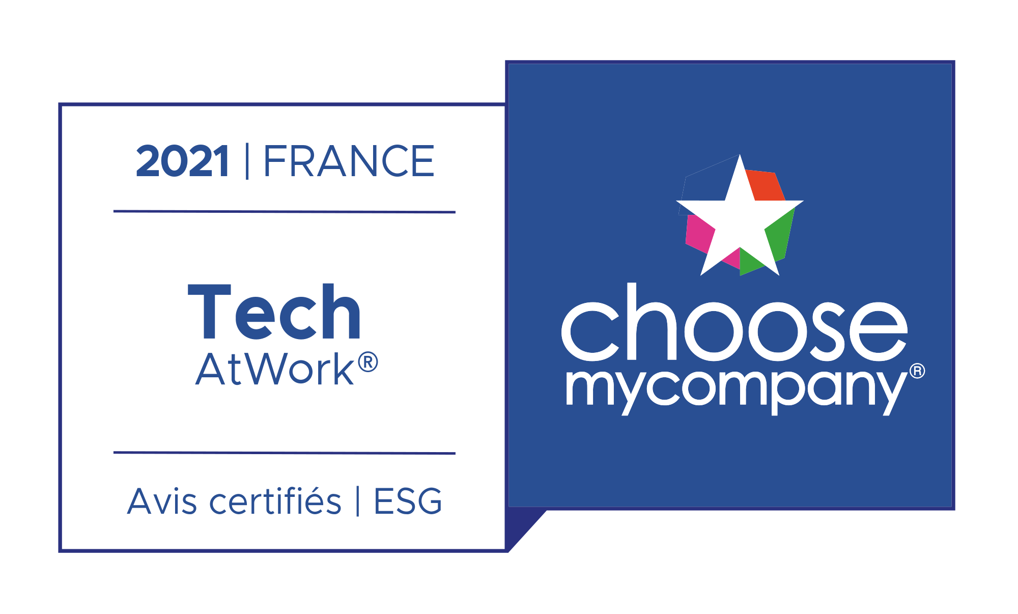 Label Tech At Work France 2021
